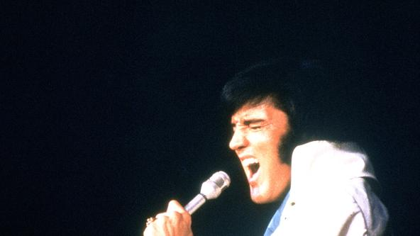 Elvis Presley: On Tour