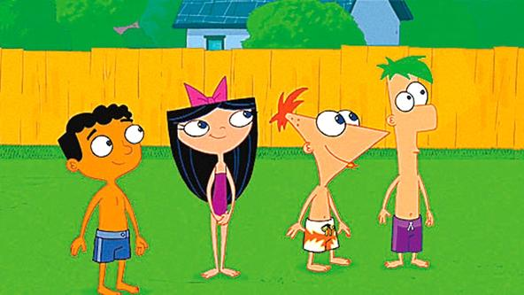 Phineas a Ferb (18)